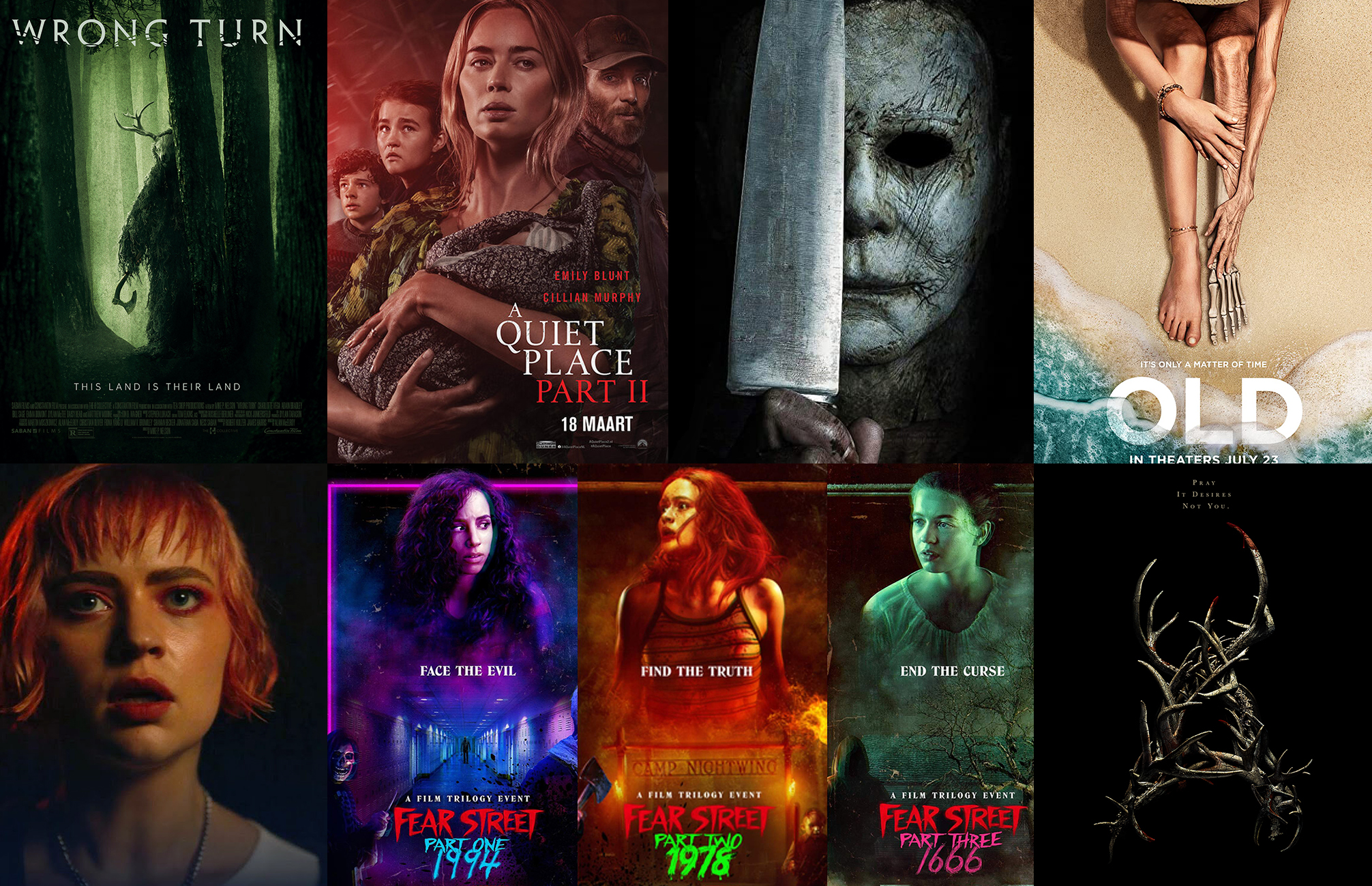 Top 10 New Upcoming Horror Movies You Must See In 2021