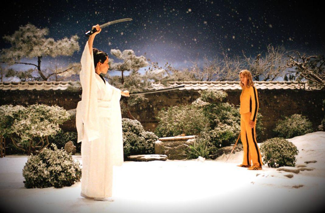 Kill Bill Vol 1. – Black Mamba VS O-Ren Ishii