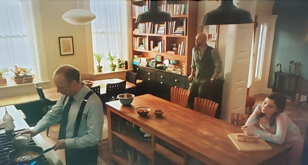 Billions' 3 Minute Single Shot of Paul Giamatti Cooking While High Is Awesome