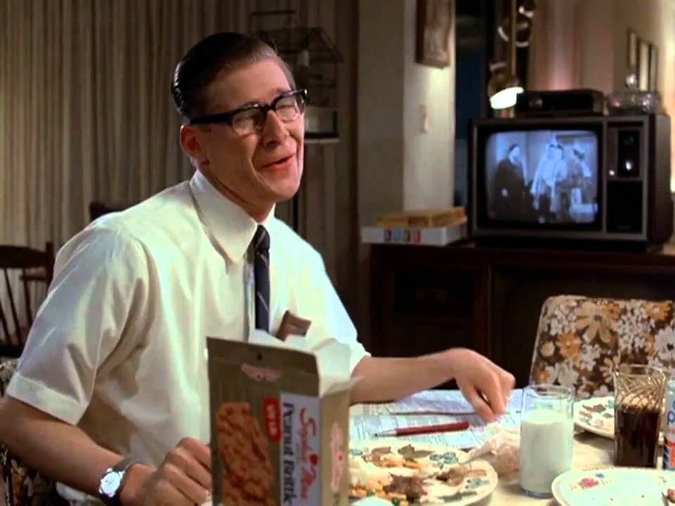 Back To The Future – George McFly Laugh