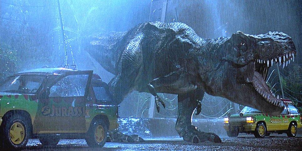 Jurassic Park – T Rex Attacks