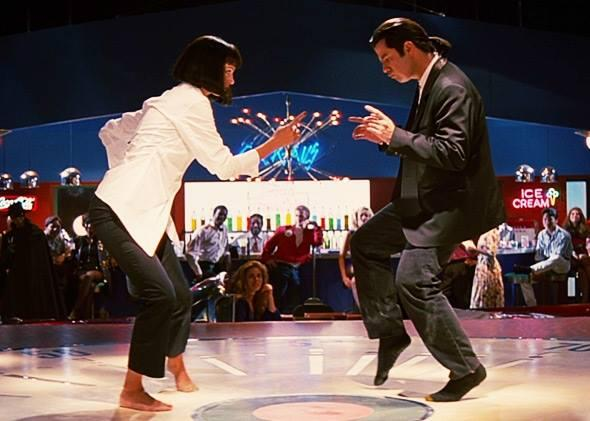 Pulp Fiction – Dance Scene