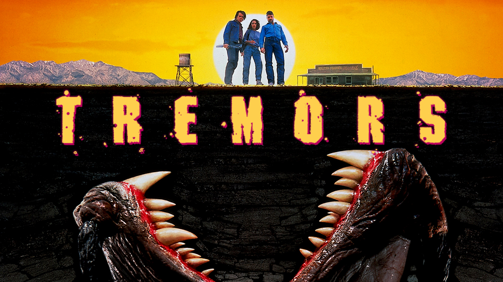 Tremors – Can You Fly You Sucker!